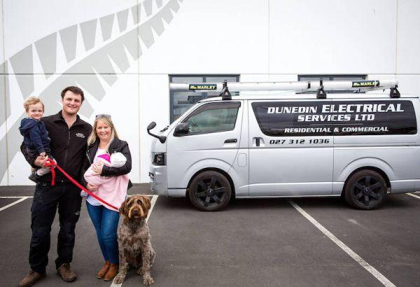Electrician1, Dunedin Electrical Services